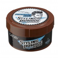 Gatsby Pompadour Style Styling Pomade Supreme Hold