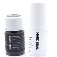 Hair4Real Thickening Fiber Dark Brown + Hair Spray