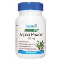 HealthVit Arjunavit Arjuna Powder 250 mg (60 Caps)