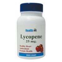 HealthVit Lycopene 25mg (60 Tablet)