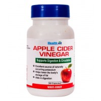 Healthvit Apple Cider Vinegar 60 Capsules