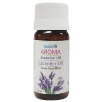 Healthvit Aroma Lavender Essential Oil (Buy 1 Get 1)
