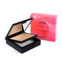 Nykaa SKINgenius Skin Perfecting & Hydrating Compact - Rose Beige 02