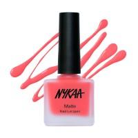 Nykaa Neon Matte Nail Enamel