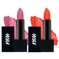 Nykaa Peachy Affair Lipstick Combo