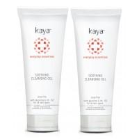 Kaya Soothing Cleansing Gel (Pack Of 2)