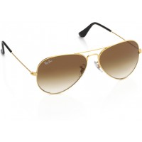 Ray-Ban Aviator Sunglasses - RB3025-001-51