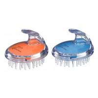 Kent Shampoo Brush Combo Pack - Orange + Blue