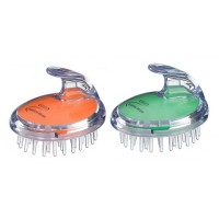 Kent Shampoo Brush Combo Pack - Orange + Green