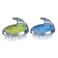 Kent Shampoo Brush Combo Pack - Blue + Lime
