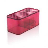 Ou Belle Medium Makeup Box - Pink