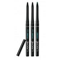 Lakme Eyeconic Kajal - Black (Pack Of 2) + Regal Green