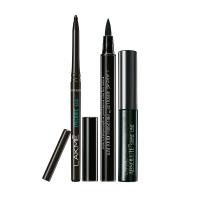Lakme Absolute Precision Liner + Eyeconic Kajal - Black + Free Shine Line Eyeliner - Full Size Tester