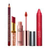 Lakme Bold Lips Combo
