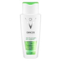 Vichy Dercos Technique Anti - Dandruff Advanced Action Shampoo Dandruff & Itchy Scalp (Normal To Oily  Hair)