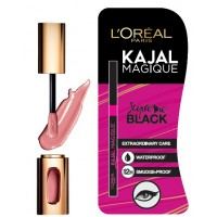 L'Oreal Paris Color Riche l'Extraordinaire Shine Lipstick + Free Kajal Magique