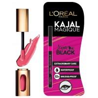 L'Oreal Paris Color Riche l'Extraordinaire Shine Lipstick 201 (Rose Symphony) + Free Kajal Magique