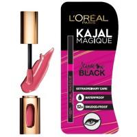 L'Oreal Paris Color Riche l'Extraordinaire Shine Lipstick (303 Rouge Allegro) + Free Kajal Magique