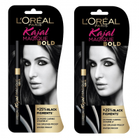 L'Oreal Paris Kajal Magique Bold (Pack Of 2)
