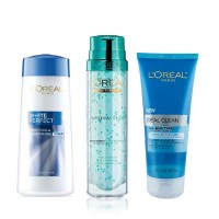 L'Oreal Paris Daily Regime For Dry Skin