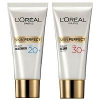 L'Oreal Paris Age 30+ Skin Perfect Cream + Free Cream UV Filters - 78156