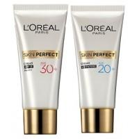 L'Oreal Paris Age 30+ Skin Perfect Cream + Free Cream UV Filters