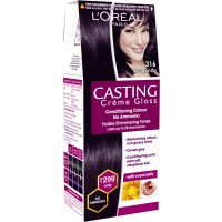 L'Oreal Paris Casting Creme Gloss Hair Color Small Pack - 316 Burgundy