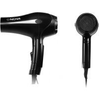 Nova Foldable Professional NHP 8201 Hair Dryer (Black)