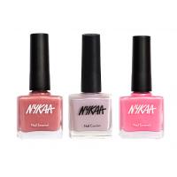 Nykaa Oh So Pink! Nail Enamel Combo