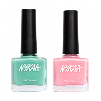 Nykaa With That Summer Dress Nail Enamel Combo