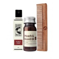 Nykaa Beard Grooming Kit for Men