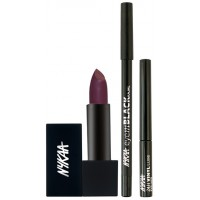 Nykaa Love The Line Eyes & Lips Combo