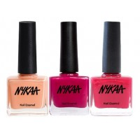 Nykaa Pop It Like It's Hot Nail Enamel Combo