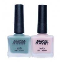 Nykaa Matte Nail Enamel - It's Got To Be Perfect! Combo