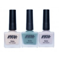 Nykaa Matte Nail Enamel - Save The Last Dance For Me Combo