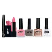 Nykaa Plucker Eyes Lips & Nails Combo