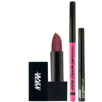 Nykaa Reveal Your Secret Eyes & Lips Combo