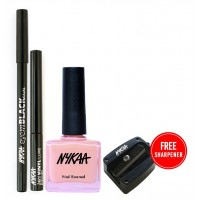 Nykaa Pretty Me, Please! Eyes  Combo