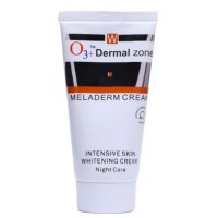 O3+ Dermal Zone Meladerm Whitening Night Cream