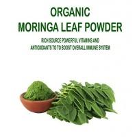NutraVigour Organic Moringa Leaf Powder