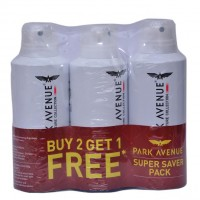 Park Avenue Voyage Signature Deo (Buy 2 And Get Park Avenue Alter Ego Signature Deo Free)