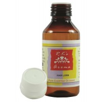 R.K's Aroma Hair Loss Pure Essential Oil Blend