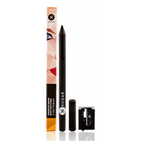 SUGAR Stroke Of Genius Heavy Duty Kohl - 01 Back To Black (Black) With Free Sharpener