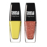 Sally Hansen Triple Shine Nail - 260 Statement + Free 320 Dream Sequins