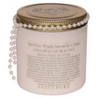 Saint Pure Spa Champagne & Roses Beauty & Spa Face Wash