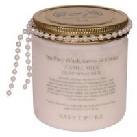 Saint Pure Spa Camel Milk Softening Spa Face Wash