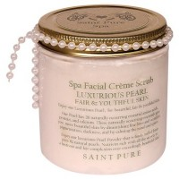 Saint Pure Spa Luxurious Pearl Beauty & Spa Face Scrub