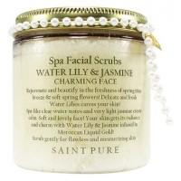 Saint Pure Spa Water Lily & Jasmine Beauty & Spa Face Scrub