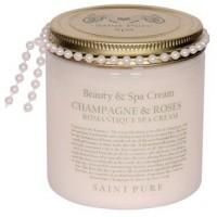 Saint Pure Spa Champagne & Roses Beauty & Spa Face Cream