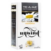 TE-A-ME Chamomile Infusion Tea